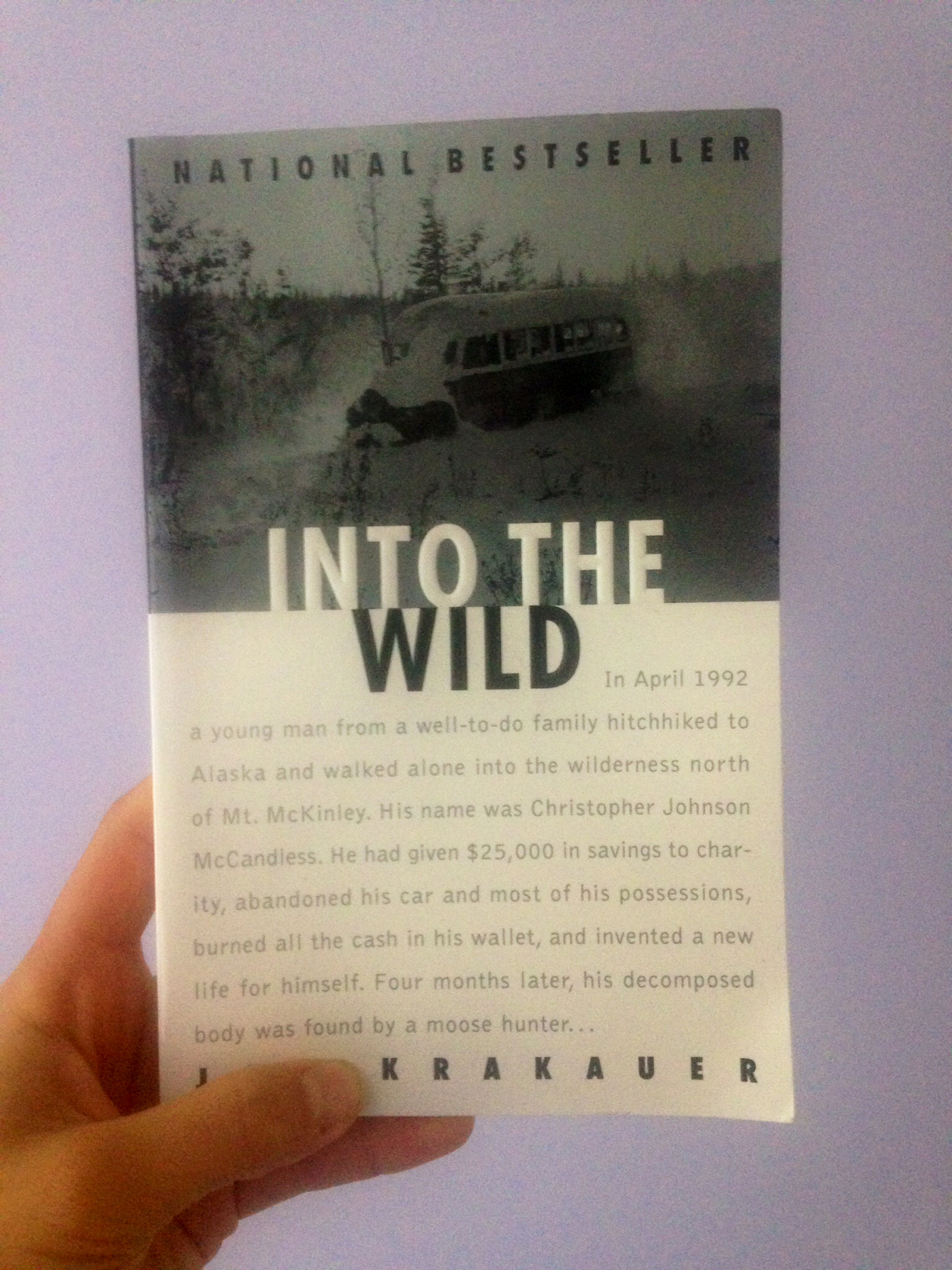 a perfect pre-backpacking read